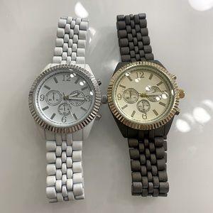 Minimalist watch set ( 2 pc )